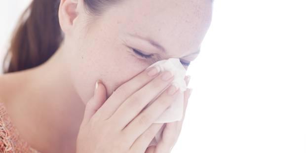 Le nombre de cas de grippe continue à augmenter en Belgique - La DH