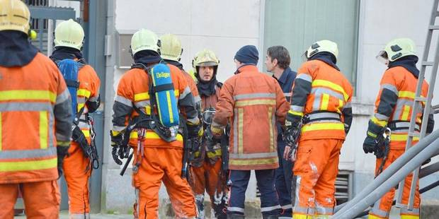 Les pompiers de Bruxelles entameront des actions de grève dès le 3 mars - La DH