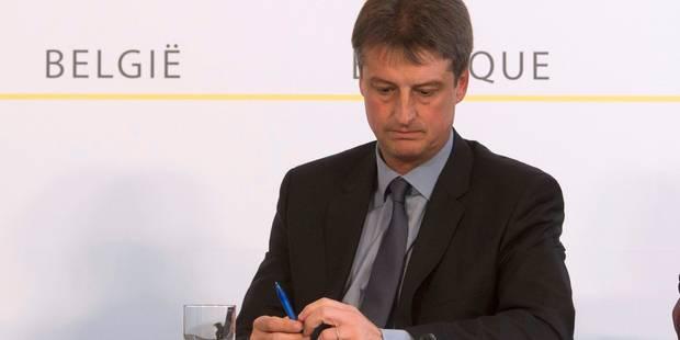 Olivier Chastel tête de liste fédérale MR pour le Hainaut - La DH
