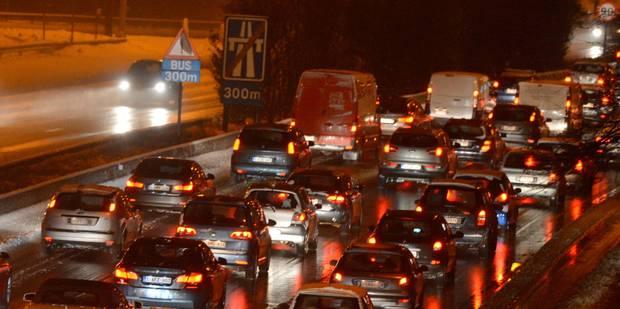 Le trafic sur la E40 entre Louvain et Bruxelles perturbé par un accident à Sterrebeek - La DH