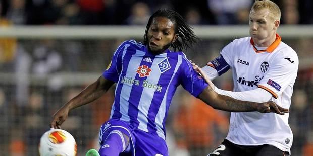 "Mbokani: ""Je veux jouer en Angleterre"" - La DH"