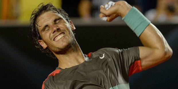 Le Qatar prêt à payer Nadal 730.000 euros par soirée - La DH