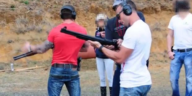 Une vidéo de Pistorius à un stand de tir quelques mois avant le meurtre de son amie - La DH