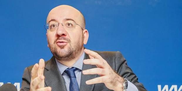"""Charles Michel: """"Il faut les mêmes majorités aux Régions et au fédéral"""" - La DH"""