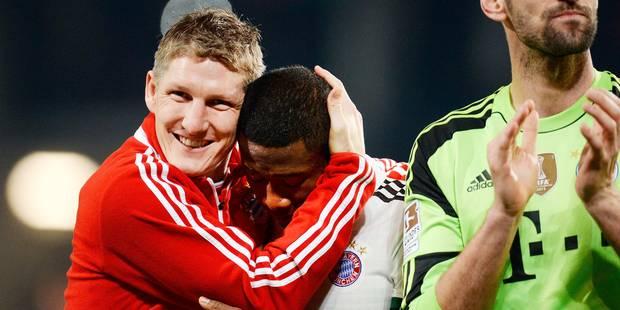 Bundesliga: le Bayern humilie Schalke, Dortmund nouveau dauphin - La DH