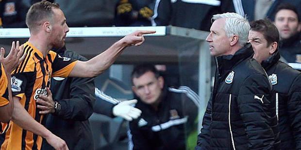"""Newcastle: 100.000 livres pour Pardew et son coup de boule """"zidanien"""" - La DH"""