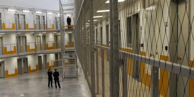 Les médecins de prison en grève ce lundi - La DH