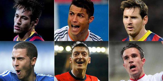 Ronaldo, Messi, Neymar... où en sont les stars à 100 jours du Mondial? - La DH