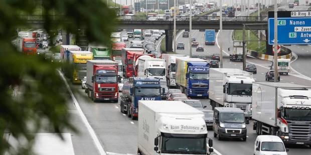 La Belgique, championne d'Europe des embouteillages - La DH