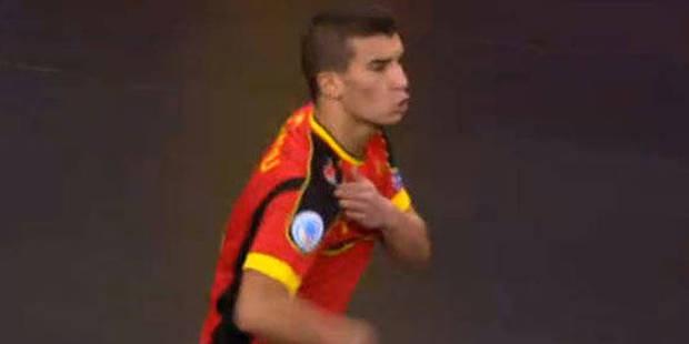 """Omar Rahou suspendu dix matches pour sa """"quenelle"""""""