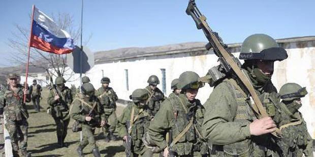 Les forces russes prennent le contrôle partiel de bases de lancement de missiles en Crimée - La DH