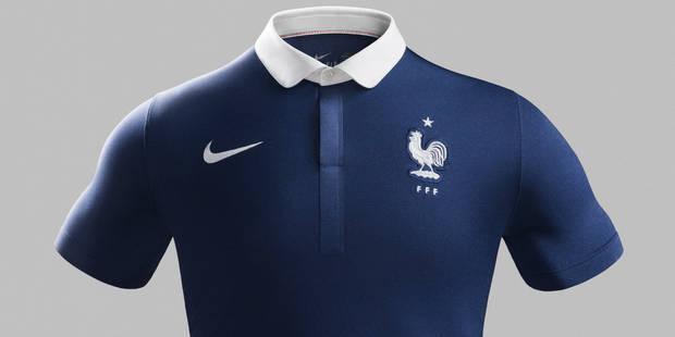 Votez pour le plus beau maillot de la Coupe du Monde! - La DH