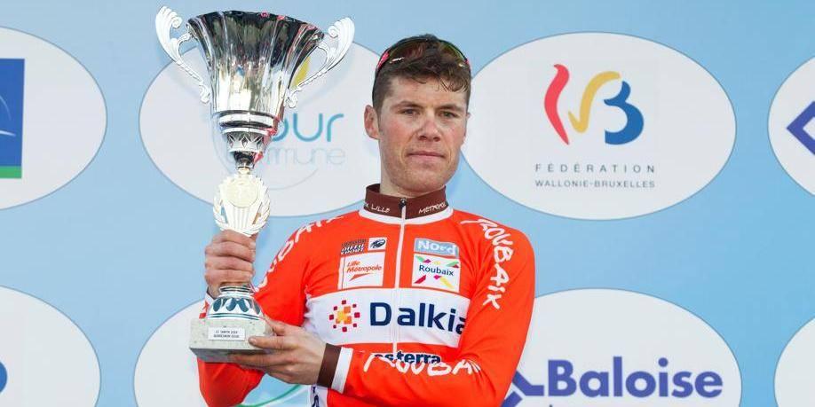 Maxime Vantomme remporte le GP Samyn