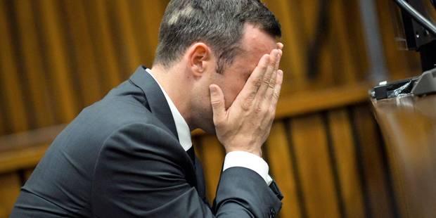 Pistorius a tiré par le toit ouvrant d'une voiture pour se défouler - La DH