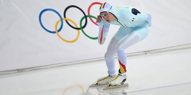 Coupe du monde de patinage: Bart Swings forfait pour le 5 km - La DH