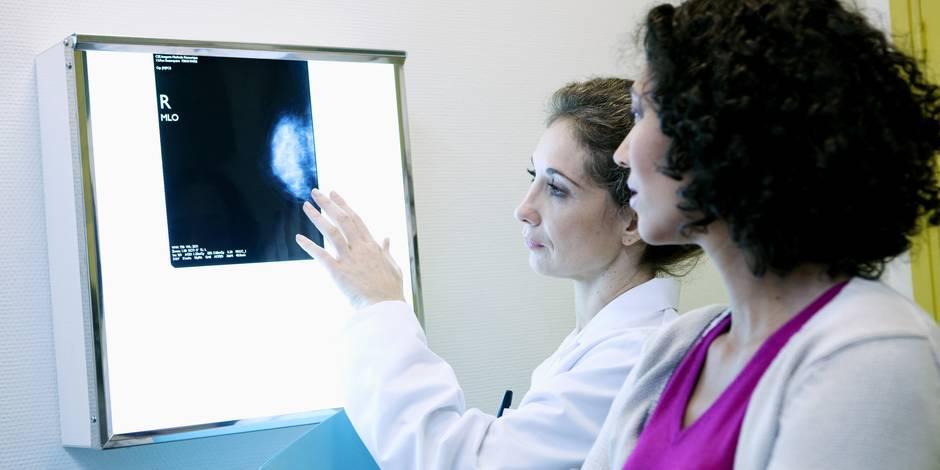 """Cancer du sein: les """"Marocaines belges"""" touchées 10 ans plus tôt"""