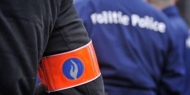 Vol avec violence à Liège: une personne âgée blessée - La DH
