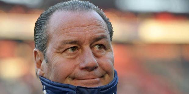 Huub Stevens nouveau coach de Stuttgart - La DH