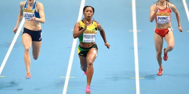 Mondiaux en salle: la Jamaïcaine Shelly Fraser-Pryce au rendez-vous du 60 m - La DH