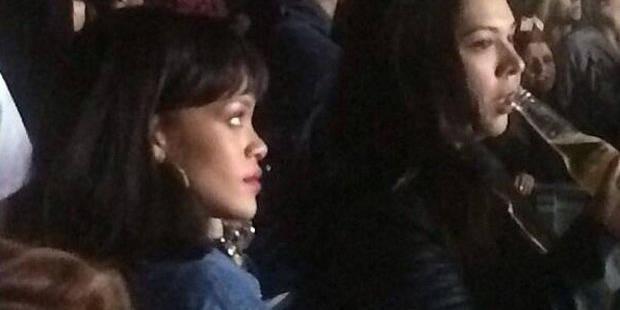 Rihanna a fait la fête à Bruxelles - La DH