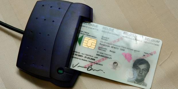 La carte d'identité belge n'est plus assez sécurisée - La DH