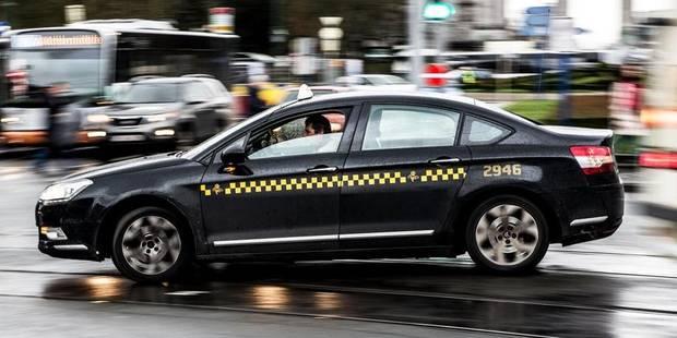 Une association de taxis bruxelloise porte plainte contre Uber - La DH