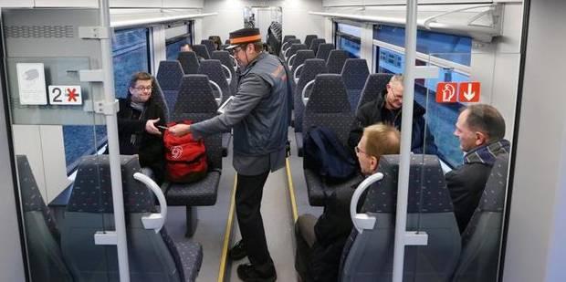 Les chemins de fer ne roulent pas sur du velours - La DH