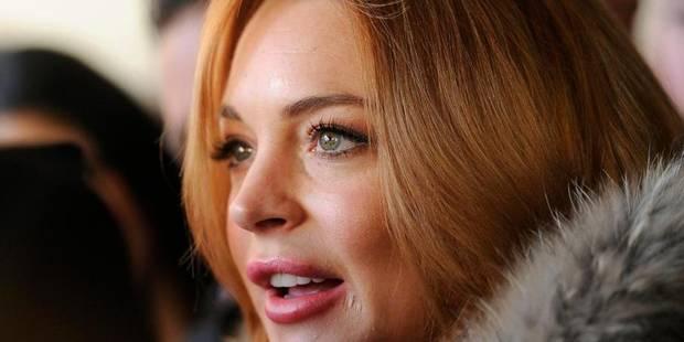 """Lindsay Lohan dévoile sa """"sex-list"""" - La DH"""