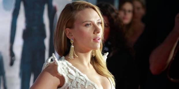 Scarlett Johansson, sa grossesse confirmée - La DH