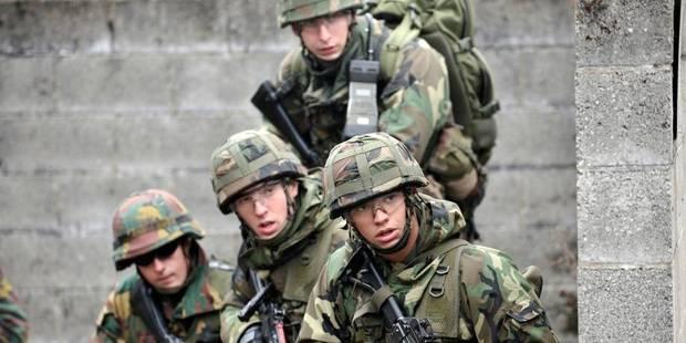 Tests sportifs à l'armée: les militaires obtiennent le droit de s'entraîner - La DH