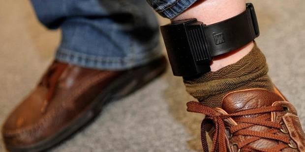 1.915 condamnés portent actuellement un bracelet électronique - La DH