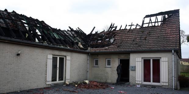 Incendie mortel dans un centre pour handicapés mentaux - La DH