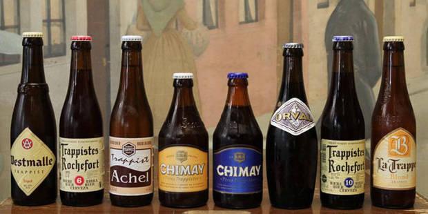 Le succès des bières trappistes ne monte pas à la tête des moines - La DH