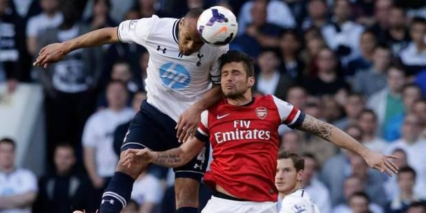 Premier League: Arsenal remonte, Tottenham abdique - La DH