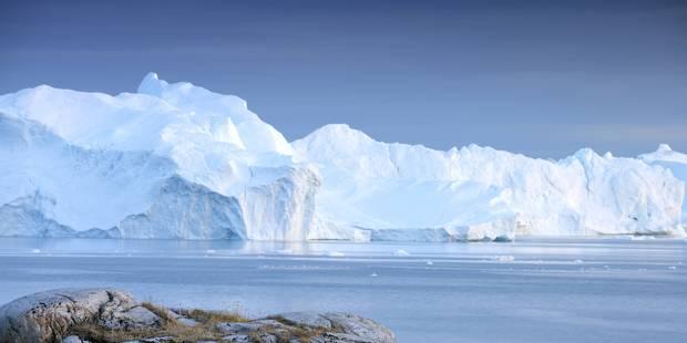 Climat: le réchauffement fait fondre la dernière calotte du Groenland - La DH