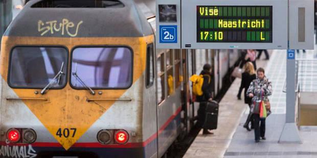 Des fêtards ont perturbé la circulation ferroviaire à Liège - La DH