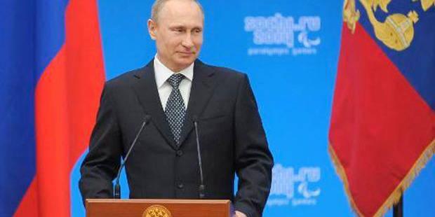 La Crimée officiellement rattachée à la Russie, l'Ukraine et l'Europe condamnent - La DH