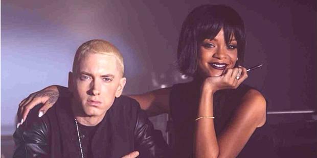 Rihanna et Eminem en tournée en duo - La DH