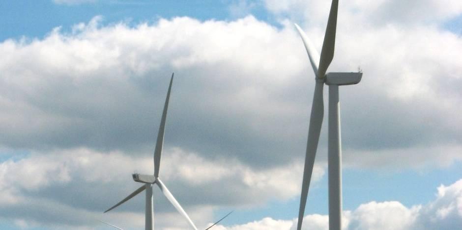 Feu vert du gouvernement wallon au décret éolien