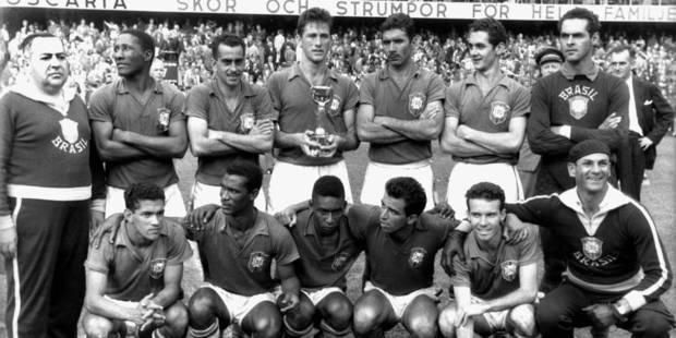Décès de Bellini, capitaine du Brésil champion du monde en 1958 - La DH