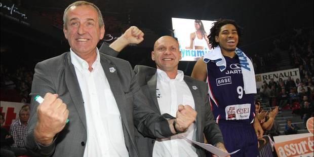 """Van den Broeck: """"Le Brussels doit viser le Top 6 la saison prochaine"""" - La DH"""