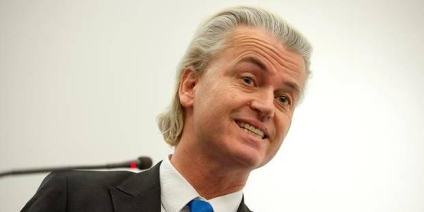 """Polémique aux Pays-Bas où Wilders veut """"moins de Marocains"""" - La DH"""