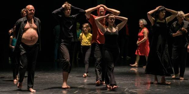 Toutes les générations dansent - La DH