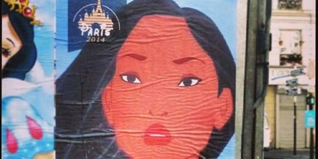 Votez Pocahontas ! - La DH