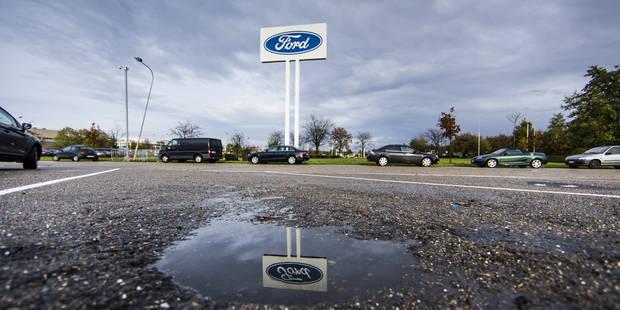 Ford Genk: du ch�mage temporaire suppl�mentaire en pr�vision