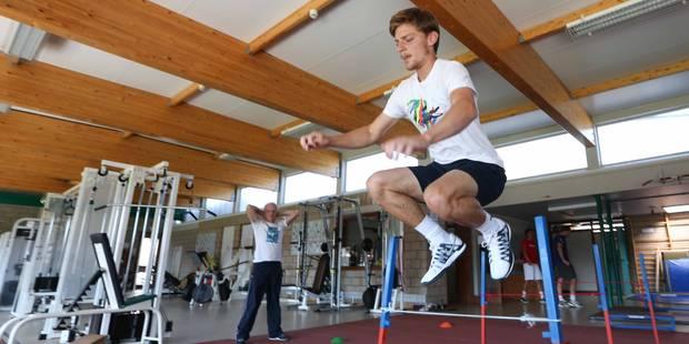 David Goffin chez Nadal - La DH
