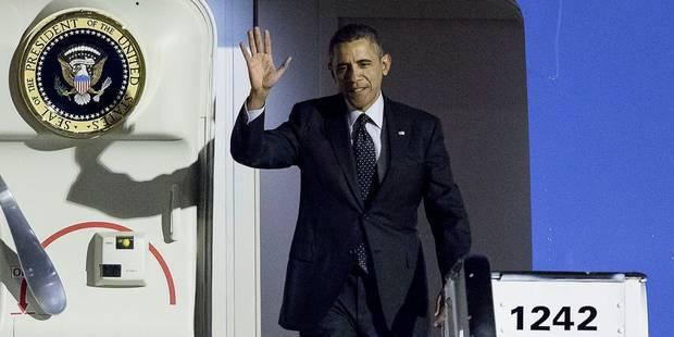 Obama à Bruxelles: Moins de trafic vers Bruxelles ce mercredi matin - La DH