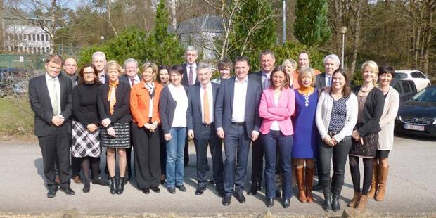 Le cdH veut rester la première force en Luxembourg - La DH