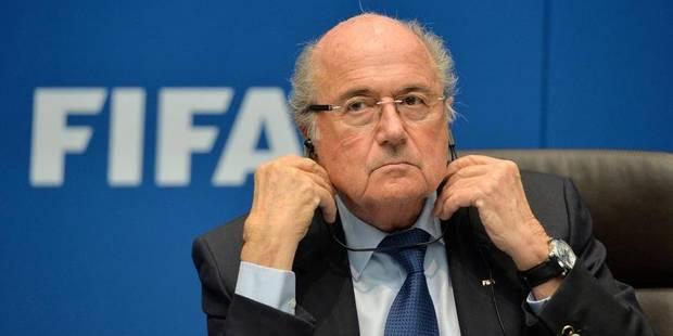 "Blatter: ""São Paulo sera prêt pour le 1er match"" - La DH"