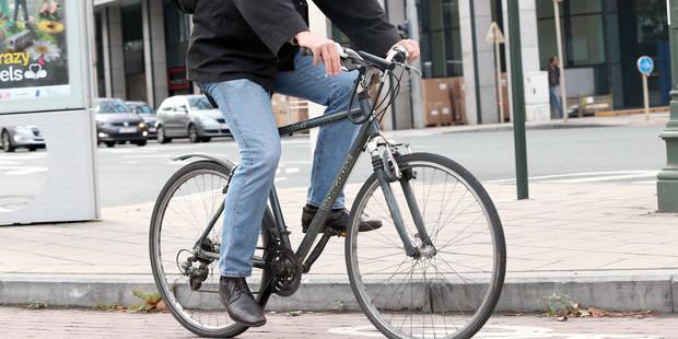 Bruxelles à vélo: Le concept de rue cyclable a convaincu et sera étendu - La DH